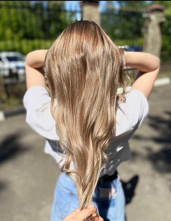 окрашивания волос ШАТУШ