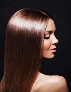 """Ламинирование волос в салоне красоты """"Контраст"""""""