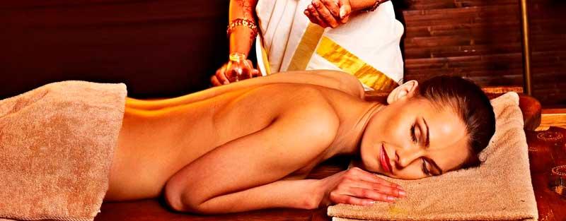 Египетский массаж спины