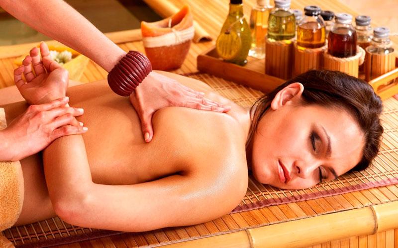 Филлипинскйи массаж спины