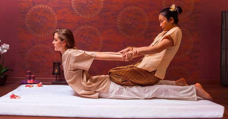 Йога массаж