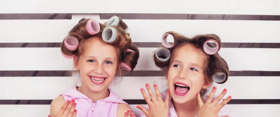 стрижка для девочки
